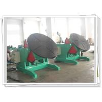 Wholesale 1200kg Rotary Welding Turning Table Pipe Elbow Welding Foot Pedal Control from china suppliers