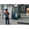 Buy cheap Hydraulic 18m Platform Height Multi Mast Mobile Elevating Work Platform from wholesalers