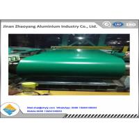 Wholesale Plain Finish 1100 H14 Color Coated Aluminum Coil / Painting Aluminium Coil With PE from china suppliers