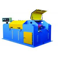 Wholesale Steel Wire Descaling Machine By Sand Belt Grinding To Removal Rust from china suppliers