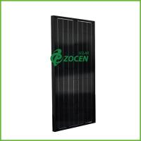 Wholesale Shading 230W Black Solar PV Panels Monocrystalline With Anti Reflective Coating from china suppliers