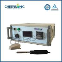 Wholesale Portable Ultrasonic Soldering Iron with 55khz Frequency for Optical glasses coating from china suppliers