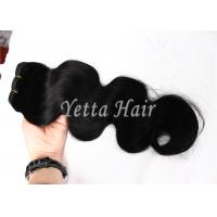 Wholesale Healthy Full Cuticles Brazilian Remy Virgin Hair Extensions No Fiber No Synthetic from china suppliers