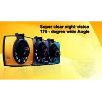 Wholesale Night Vision Car Video Camera Recorder With 12V power supply English Chinese Language from china suppliers
