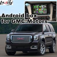 Wholesale Android Car Navigation Box Video Interface Box WIFI BT For GMC Motors Sierra Yukon Etc from china suppliers
