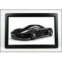 Wholesale White / Black Case Lcd Digital Photo Frame 12inch  1280 x 800 from china suppliers