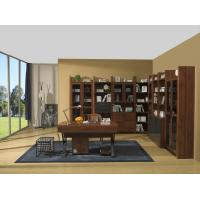 Buy cheap 2016 New Nordic Design Home Office Furniture by Modern reading table with Computer chest and Combined Book storage racks from wholesalers