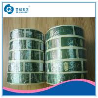Wholesale Adhesive Paper Labels In Roll , Printed Self Adhesive Labels , Adhesive Label In Roll Format  from china suppliers