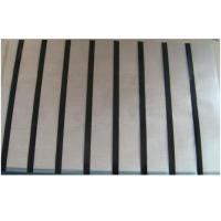Wholesale 0.08mm coated overlay PVC card material magnetic strip 460 * 295mm Size from china suppliers