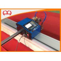 Wholesale Arc Voltage Height Control Automatic Plasma Steel Sheet Cutting Machine from china suppliers