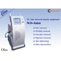 Wholesale IPL Beauty Salon Body Hair Removal / Pigment Removal Machine With Two Handles from china suppliers