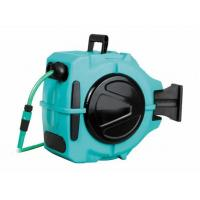 Wholesale 30M 1/2 inch Auto - rewind Hose Reel with customized expandable hose from china suppliers
