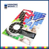 Wholesale Perfect bound , saddle stitch printed catalogues for advertising on exhibition from china suppliers