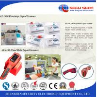 Wholesale Dangerous Bottle Liquid Detection System For Metro Aviation And Prison from china suppliers