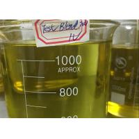 China Semi-Finished Steroids Injectable Oil Solution Test Blend 300 mg/ml on sale