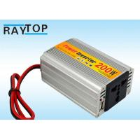 Wholesale 200W Car Ac To Dc Power Converter Charger 12V To 220V For Cell Phones IPhone GPS from china suppliers