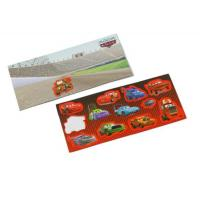 Wholesale OEM Customized 3 * 7in / 7.6 * 17.8cm Fridge Magnet Supplier from china suppliers