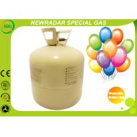 Wholesale Portable Helium Tank Disposable Small , Balloon Helium Canister from china suppliers