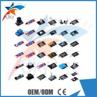 Wholesale DIY 37 In 1 Sensor Module Shield Starter Kit For Arduino , 5V Relay Module from china suppliers