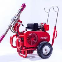 Wholesale Bituminous / Putty Airless Paint Spraying Equipment With 250Bar Pressure from china suppliers