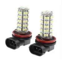 Wholesale Eco friendly H1 9SMD 5050 24volt 2w red color LED Fog Light Bulbs for automobile , bus from china suppliers
