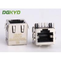 Wholesale Shielded pcb mount female rj45 keystone Jack 10p8c connector , side entry from china suppliers