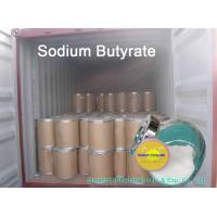 Wholesale Nutritional Feed Additive Sodium Butyrate Powder 98% Purity STE-SOBU98P from china suppliers