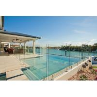 Wholesale Toughened Glass Panels Swimming Pool Fence 12mm with Polished Edges from china suppliers