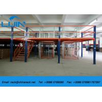Wholesale Conveninet Storage Industrial Mezzanine Floors 500kg - 1000kg Per Square from china suppliers