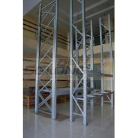 Wholesale Indoor Outdoor Metallic Supermarket Storage Racks With 3 Hooks Bracket from china suppliers
