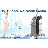 Wholesale 800w Bars Diode Laser Hair Removal Machine , 808nm Diode Laser Beauty Equipment from china suppliers