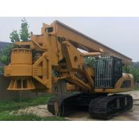 Wholesale Rotary Drilling Rigs TR180D ; Max Hole Diameter 1800mm ; Max drilling depth 60m ; Engine model CAT C - 7 ; from china suppliers