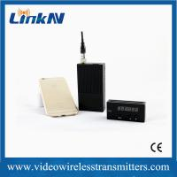 Wholesale Handheld COFDM Transmitter with HDMI Video Input , Front-end Staff from china suppliers