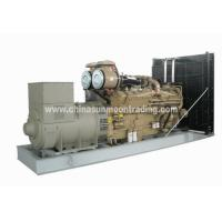 Buy cheap 1100kw cummins diesel generator,kta50-g8 from wholesalers
