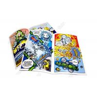 Wholesale Glossy Paper Print Spiderman Comic Books Paperback Printing Comic Book Values from china suppliers