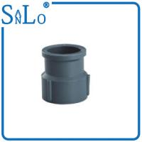Wholesale Half Inch To 6 Inch Pvc Pipe Female Adapter Good Resistant To Acids / Bases from china suppliers