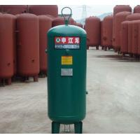 Wholesale Carbon Steel Vertical Air Compressor Tank , Air Storage Tank 8 / 10 / 13 / 16 bar from china suppliers