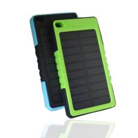 Wholesale Travel Tourism Unique Solar Power Banks For Laptop / Mobile Devices from china suppliers