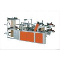 Wholesale Shopping Bag Making Machines Double Inverter Driving For Central / Bottom Sealing Bag from china suppliers