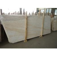 Wholesale Custom Cut Golden Spider Marble Floor Slabs For Corridor / Balcony from china suppliers