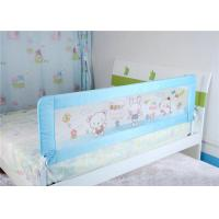Quality Folding Hide Away Extra Long Bed Rail / Collapsible Mesh Side Rails For Bed for sale
