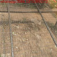 Wholesale Stainless Steel Crimped Wire Mesh Heavy Duty Wire Mesh/vibrating screen crimped wire mesh/Sand Sieving Mesh Crimped Wire from china suppliers