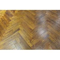 Wholesale teak vintage herringbone parquet wood flooring from china suppliers