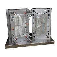 Wholesale Whith Motorhalter OEM Injection Molding Tools , 4 Cavities Multi Cavity Mould from china suppliers