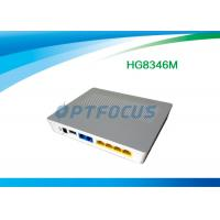 Wholesale 4 Ethernet Ports GPON EPON ONU FTTH FTTO 2 Voice  WIFI USB High Performance from china suppliers