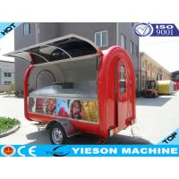 Wholesale Snack Custom Food Concession Trailers Hamburger Mobile Trucks from china suppliers