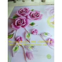 Digital uv Flatbed printing machine for 3d ceramic tiles
