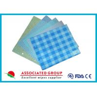 Wholesale Mesh Printing Non Woven Roll , Spunlace Nonwoven Wipes With Different Color / Pattern from china suppliers