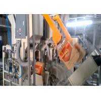 Wholesale Full Automated Valve Bag Filling And Packaging Machine Pneumatic Type 5-8 bags/min from china suppliers
