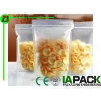 Quality Corn Flake Stand Pouch Packing Machine Stand-up Zipper Bag Packing machine Filling Range 5-1500g for sale
